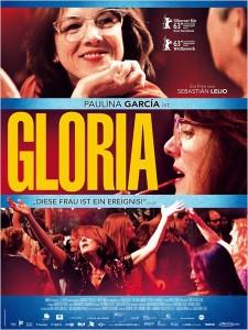 Gloria Locandina