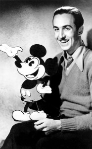 Walt Disney, Mickey Mouse