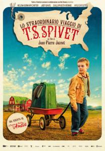 Lo straordinario viaggio di T.S. Spivet cover