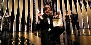 70th Cannes Film Festival - Closing ceremony - Palme d'Or Award