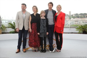 Il cast di Les Chatouilles