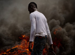 The Burning Field di Justin Weinrich