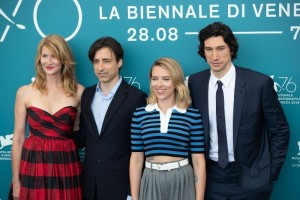 Il cast di Marriage Story