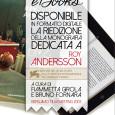Ebook • Roy Andersson Disponibile ora la versione digitale della monografia dedicata al regista svedese vincitore della 71ma Mostra Internazionale del Cinema di Venezia. «La vita è piena di momenti […]