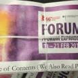 Alla Berlinale il Forum è una sezione molte volte trascurata e che invece presenta film e documentari imperdibili: è una sezione molto attenta alla sperimentazione ed a un cinema non […]