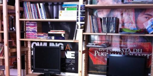 Filmstudio 90 non è solo Cineclub. L'Associazione mette finalmente a disposizione il vasto patrimonio di film in dvd, i libri e le riviste sul cinema. Nella sede di via De […]