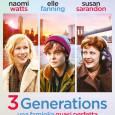 3 Generations – Una famiglia quasi perfetta è il ritratto simultaneo di tre generazioni di donne newyorkesi. Ramona (Elle Fanning) è una sedicenne cresciuta con la frustrazione di un corpo […]