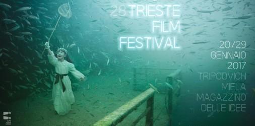 Annunciato oggi il programma del Trieste Film festival che si svolgerà dal 20 al 29 gennaio. Il Festival, diretto da Fabrizio Grosoli e Nicoletta Romeo, è giunto quest'anno alla 28° […]