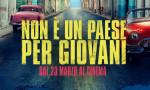 Giovanni Veronesi mette la firma al suo sedicesimo film Non è un paese per giovani,dopovari successi al botteghino, tra cui i tre capitoli di Manuale d'Amore e Genitori e Figli. […]
