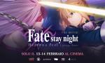 Dopo aver portato in home video tra novembre e gennaio Fate/Stay night: Unlimited Blade Works, Dynit continua, assieme a Nexo Digital, le sue serate evento al cinema con i film […]