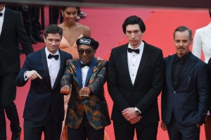 Spike Lee alla Croisette