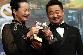 Yong Mei e Wang Jingchun