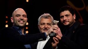 Roberto Saviano, Maurizio Bucci, Cluadio Giovannesi