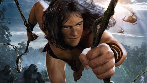 Photo of Tarzan 3D