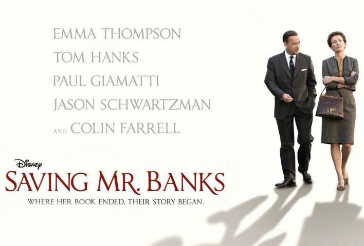 Photo of Saving Mr. Banks