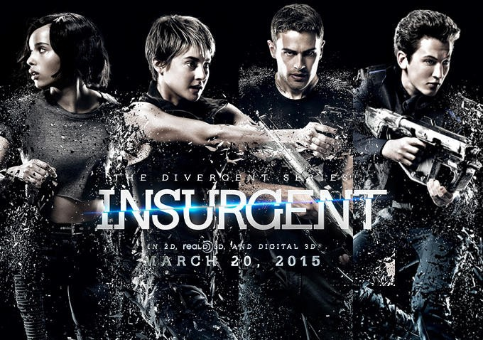 Photo of The Divergent Series: Insurgent