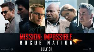 Photo of Mission: Impossible – Rogue Nation