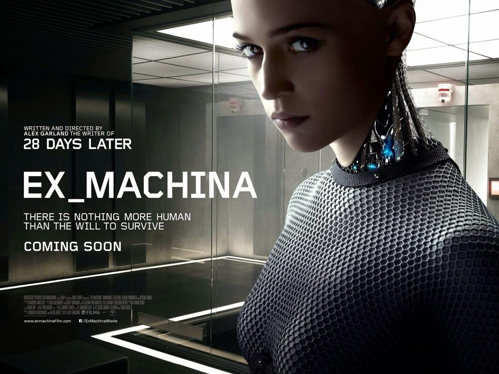 """Photo of """"EX MACHINA"""", EX HOMO. IL FUOCO SACRO DEGLI UOMINI RESTITUITO AI ROBOT"""