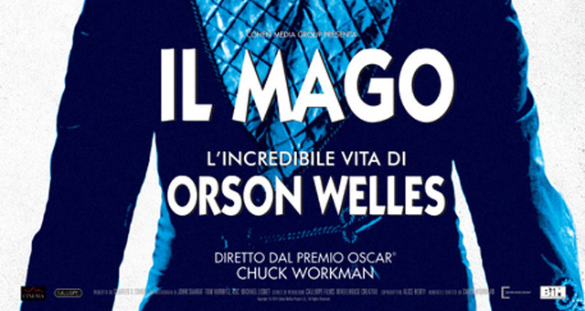 Photo of Il Mago – L'incredibile vita di Orson Welles