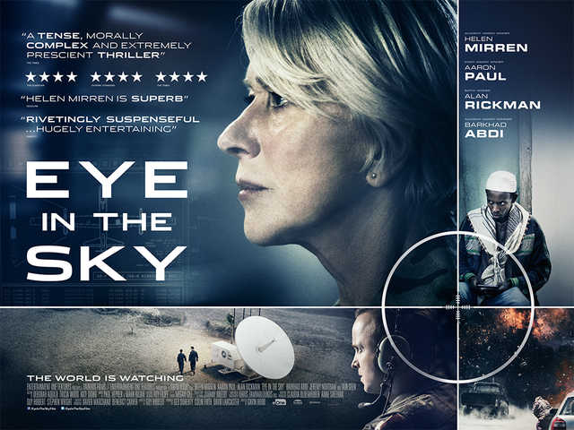 Photo of SPECIALE Il diritto di uccidere (Eye in the Sky)