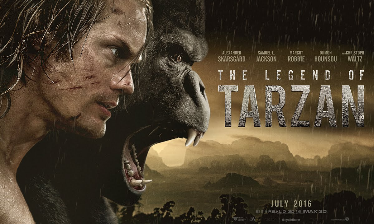 Photo of The Legend of Tarzan