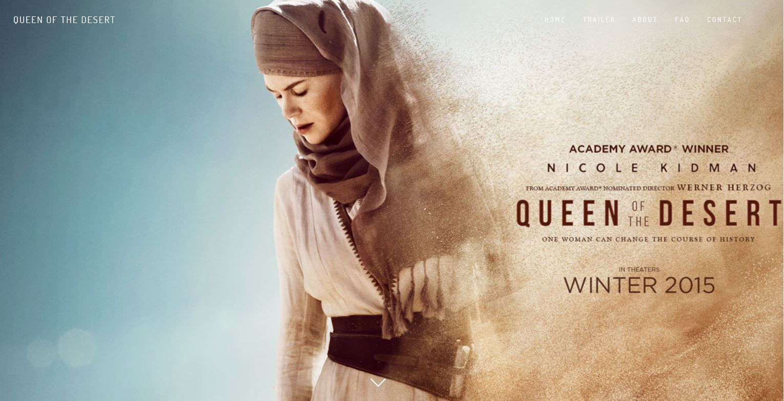 Photo of Queen of the Desert