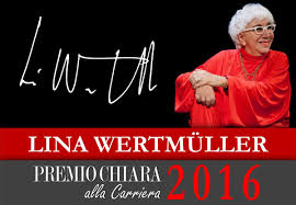 Photo of Premio Chiara alla Carriera per Lina Wertmüller