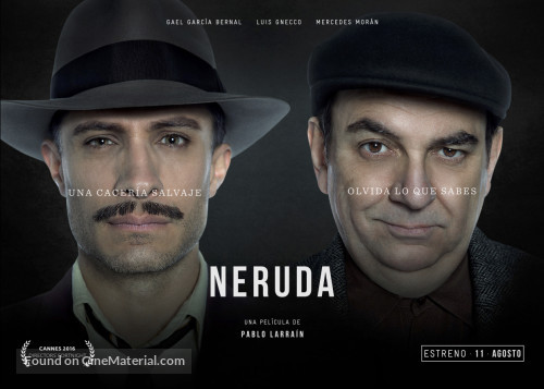 Photo of Neruda (immaginato)