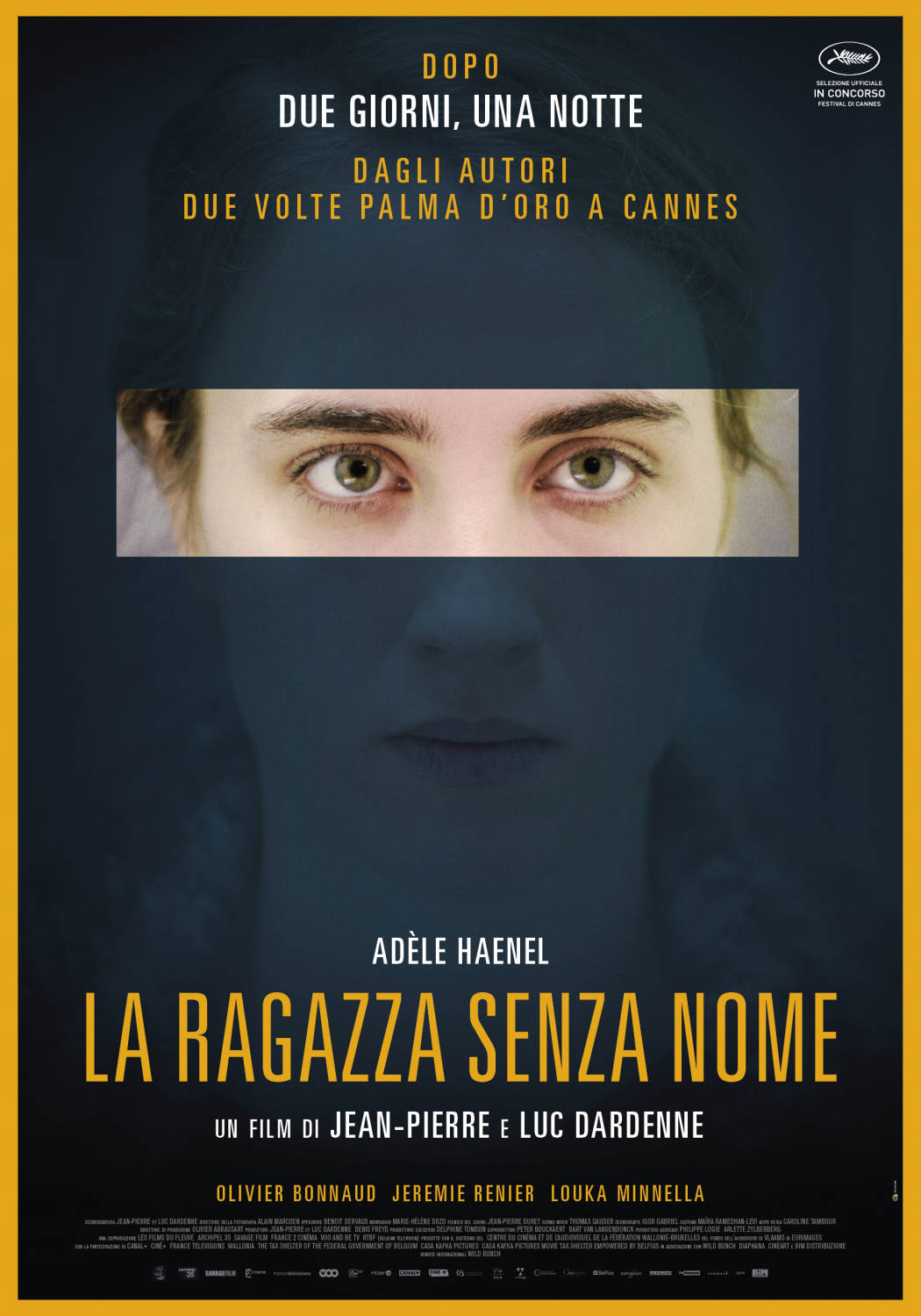 Photo of La ragazza senza nome