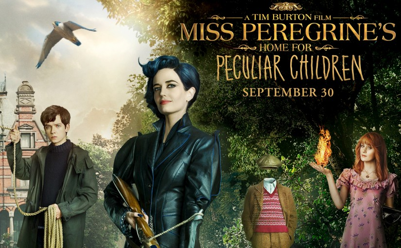 Photo of Miss Peregrine