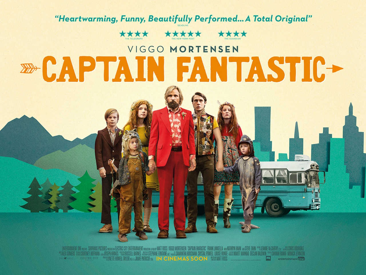 Photo of Captain Fantastic