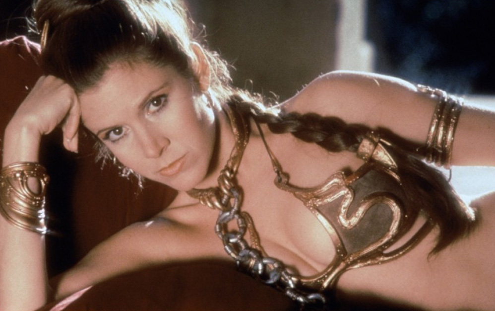 Photo of Che la forza ti accompagni ovunque tu sia, Carrie Fisher!