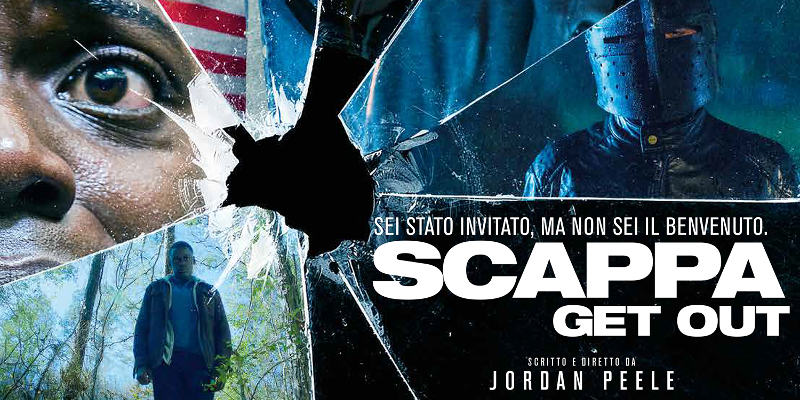 Photo of SCAPPA – GET OUT. La disperata fuga dal luogo comune