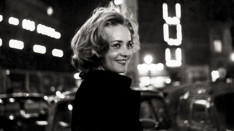 Photo of Addio a Jeanne Moreau