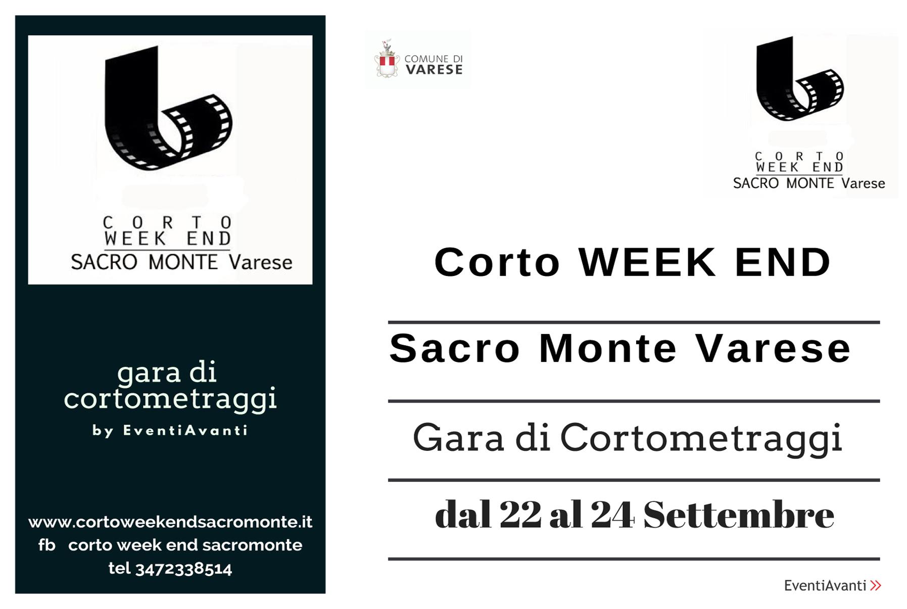 Photo of Corto Week End al Sacro Monte di Varese