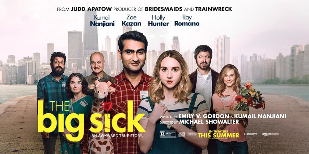 Photo of The Big Sick – Il matrimonio si può evitare… l'amore no
