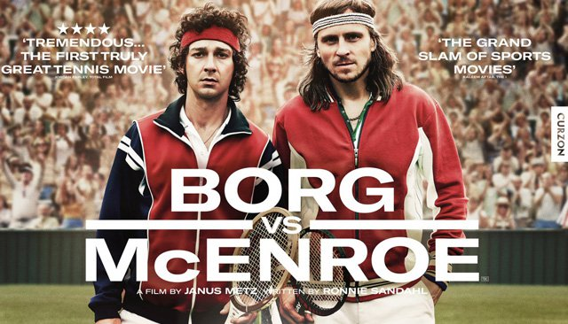 Photo of Borg McEnroe