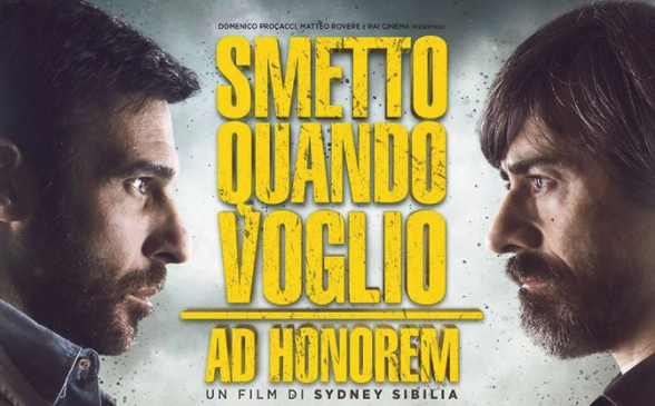 Photo of Smetto Quando Voglio – Ad Honorem