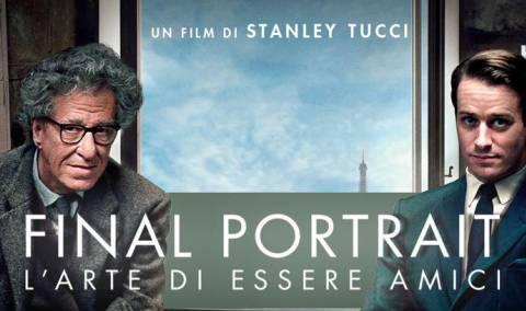 Photo of Final Portrait – L'arte di essere amici