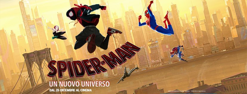 Photo of Spider-Man: un nuovo universo