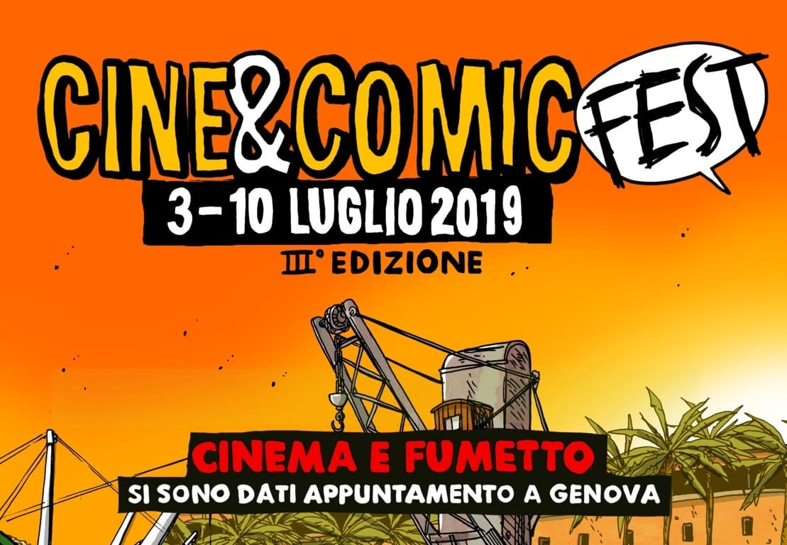 Photo of CINE&COMIC FEST 2019