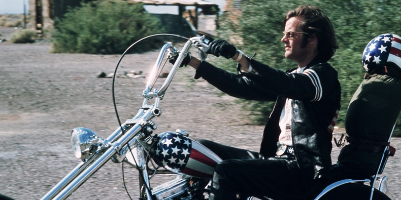 Photo of Peter Fonda, l'addio di un ribelle