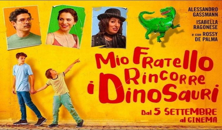 Photo of Mio fratello rincorre i dinosauri… dal un libro al cinema