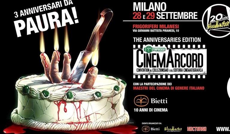 Photo of Da Nocturno a Bloodbuster. Una dichiarazione d'amore diretta al lato oscuro del cinema italiano