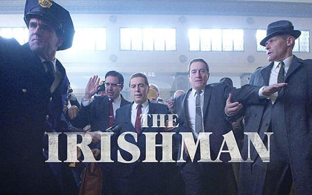 Photo of The Irishman