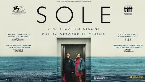"Photo of Un raggio di ""Sole"" per il cinema italiano"