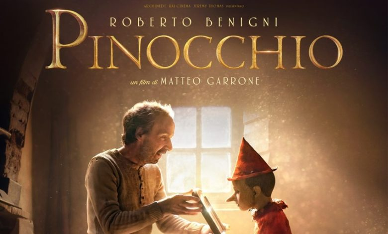 "Photo of Pinocchio: il ""Made in Italy"" di Matteo Garrone"